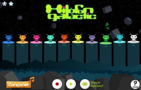 xilofon galactic