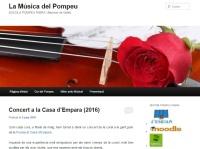 La Música del Pompeu